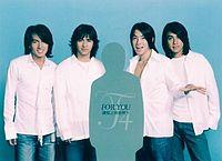 F4 - Fantasy 4Ever - Jue Bu Neng Shi Qu Ni (Meteor Garden 2 .mp3