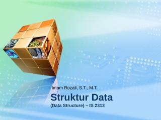 Struktur Data - stack & queue.pptx