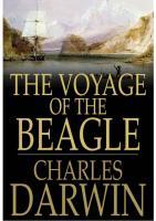 The Beagle voyage por Charles Darwin em Inglês.pdf