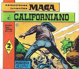 El californiano 08 (Ed. Maga 1965) by  AROJOJASO y Balrog[CRG].cbr