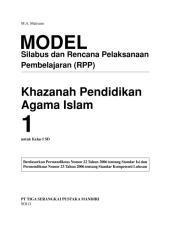Silabus & RPP SD Pendidikan Agama Islam 1.pdf