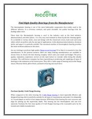 Find_High-Quality_Bearings_from_the_Manufacturer.PDF