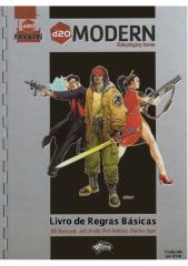 D20 Modern - Core Book (Português).pdf