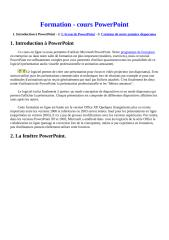 Formationpowerpoint.doc