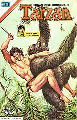 Tarzan Novaro #3-104 Problemas Juveniles _por Samir.cbr