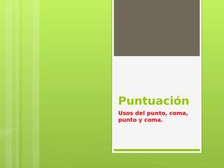 PUNTUACIÓN.pptx