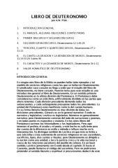 El libro del Deuteronomio.pdf