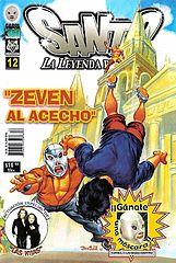 Santo La Leyenda de Plata -#12.cbr
