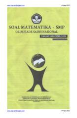 soal osn matematika smp 2013 kabupaten.pdf