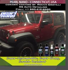 Pearl Nano Coating by RS Auto Detailing - Connecticut, USA.pdf