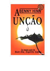 Benny Hinn - A Unção.pdf
