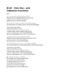 B1A4 – Only One.pdf
