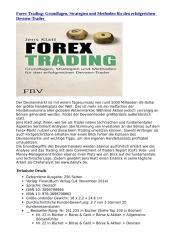 forex trading grundlagen strategien und methoden fur den erfolgreichen devisen t ... .docx