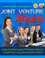 Joint Venture Revealed.pdf