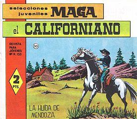 El californiano 10 (Ed. Maga 1965) by  AROJOJASO y Balrog[CRG].cbr