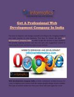 Get_A_Professional_Web_Development_Company_In_India.pdf
