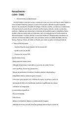 Renascimento, maneirismo e barroco.doc