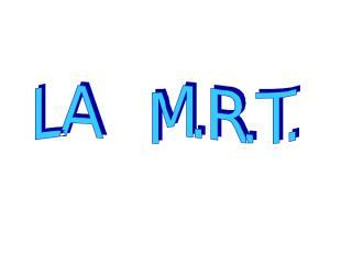 CBT 3              LA MRT.ppt