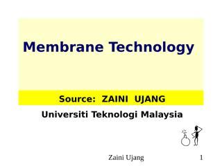 8b-membrane technology.ppt