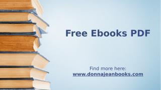 Free Ebooks PDF.pptx
