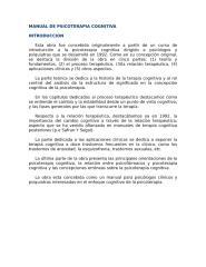 MANUAL DE PSICOTERAPIA COGNITIVA.doc