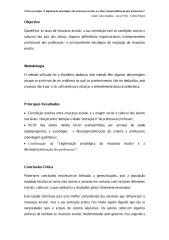"""Crítica ao artigo """"A legitimação psicológica do insucesso escolar e a (des) responsabilização dos professores"""".pdf"""