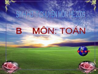 Doi moi phuong phap day hoc mon toan.ppt