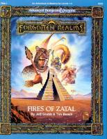 AD&D - Forgotten Realms - Adventure - Fire of Zatal.pdf