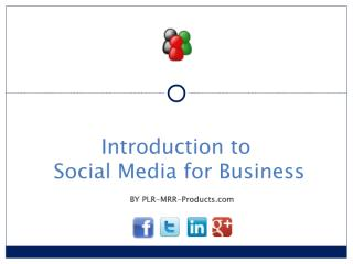 Introduction to Social Media for Business.pdf